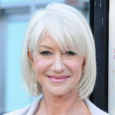 over 50, Beautiful Photo of Bob short haircuts for women over 50 Close