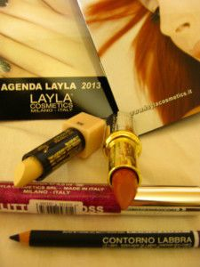 LAYLA make up and ONLY BIO cosmetics... a review!