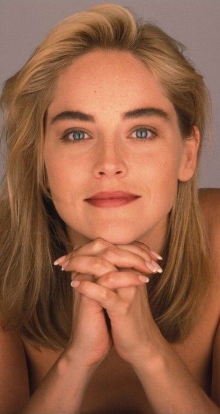 Sharon stone young pictures