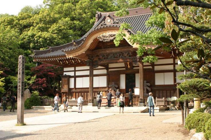 Jindaiji temple, Chofu