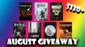 Steam Video Games Giveaway  Open to: United States Canada Other Location Ending on: 09/01/2016 Enter for a chance to win $130 worth of Steam titles such as Rust Kholat and Shelter 2. Enter this Giveaway at Devil Teddy Gaming  Enter the Steam Video Games Giveaway on Giveaway Promote.