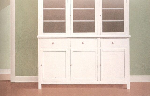 Cupboard by Christopher Pratt
