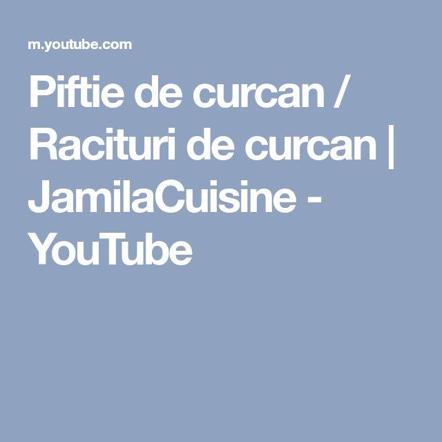 Piftie de curcan / Racituri de curcan | JamilaCuisine - YouTube