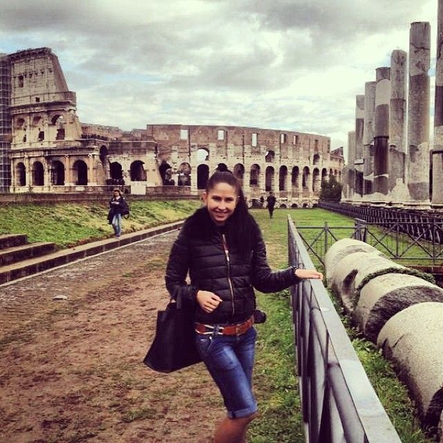 Coliseum! Rome, Italy