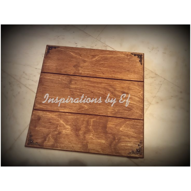Wooden tray plateau HANDMADE... a very nice idea for vintage and  rustic weddings..