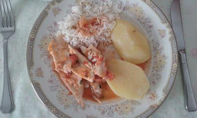 Filé de Linguado Cozido no molho de Tomate com Manjericão_Ipanema Pitanga