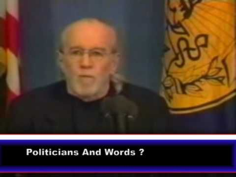 ▶ Lying Politicians And Words - YouTube Here the late comedian George Carlin, through humor makes an observation on the negative effect of using political jargon in order to persuade your audience. As chapter two explains, we need to be careful of the use of jargon, as often it can seem as if we are purposely trying to hide something from our audience. As persuaders, it is our job to make sure that we deliver our message in not only the most effective way, but the simplest as well.
