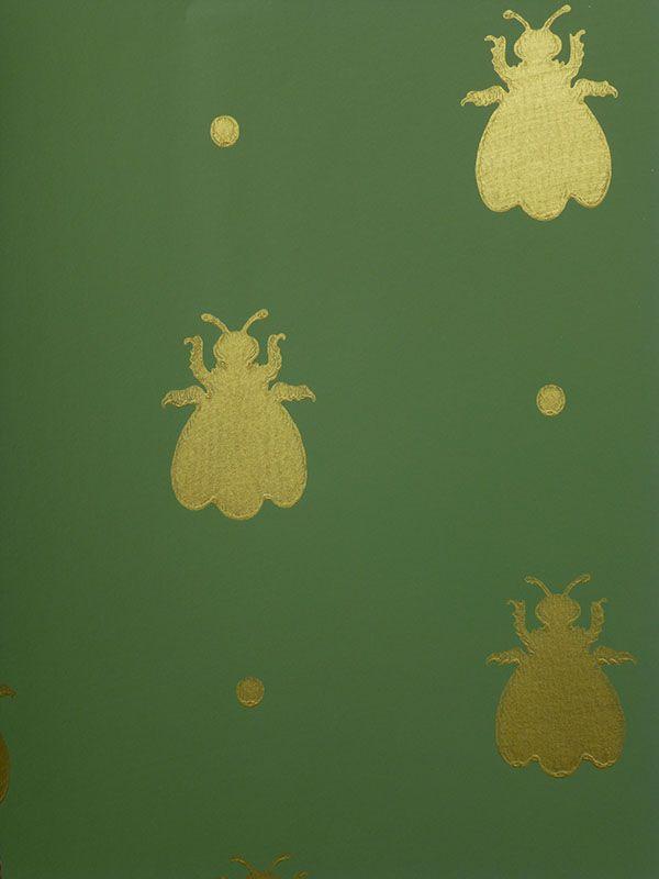 Farrow  Ball Bee wallpaper