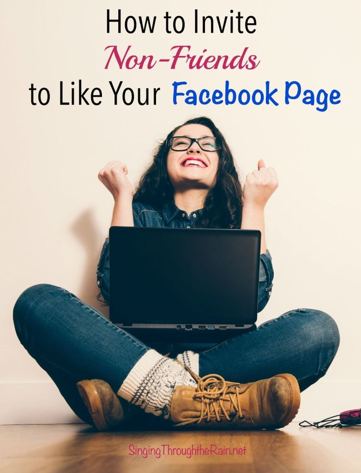 How to Invite Non-Friends to Like Your Facebook Page | Until now, there has never been a way to invite people who aren't your friends to like your Facebook page, at least not one that I knew about. Facebook recently changed that and made it easier for page owners to gain more followers by being able to invite those who like a post on your page to also like your page.