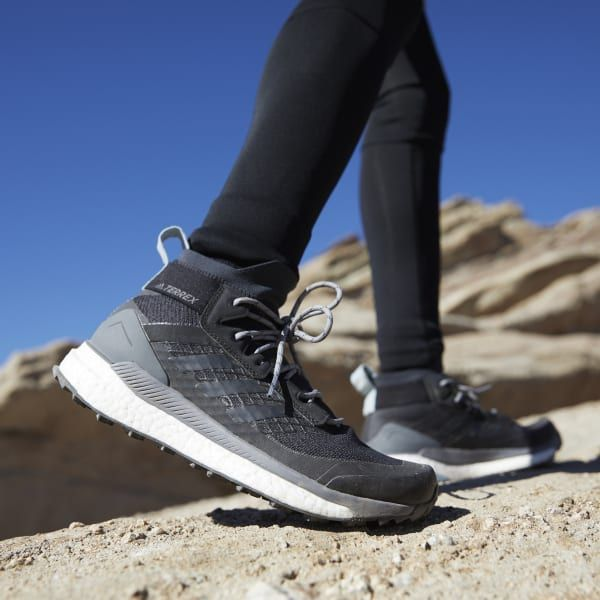 Terrex Free Hiker Hiking Shoes | Hiking shoes, Hiking boots ...