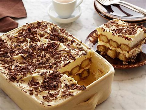 Classic Tiramisu Recipe Video : Food Network - FoodNetwork.com