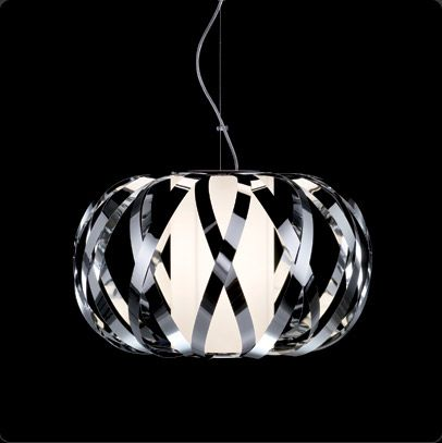 Name: ROLANDA - S Design: Christophe Mathieu / 2008 Typology: Pendant lamp Environment: Indoor