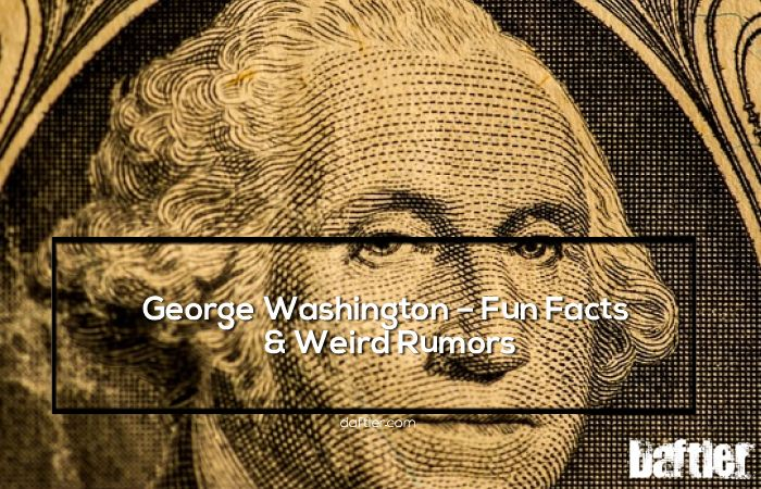 George Washington – Fun Facts & Weird Rumors: America's 1st President – Wooden Teeth, Cherry Tree...True or False? - George Washington, America's first President, was heralded as a great leader in a time when the United States faced many changes. Learn highlights about his family life, military accomplishments, political life as well as some strange rumors that many people believe today. George Washington's..., CC Cycle 3 Week 5