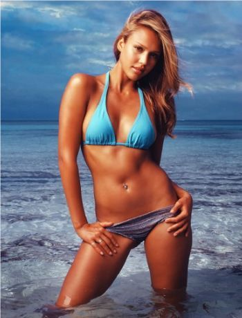 Jessica Alba Young Jessica Alba Hot And Famous In Sin