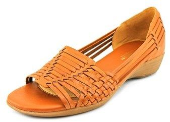 Naturalizer Nerissa Women N/s Open Toe Leather Wedge Sandal.
