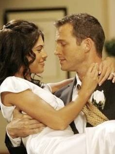 Theresa and Ethan on Passions. They were  one of my favorite couples on television and the only reason why I watched this soap opera
