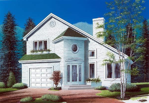 Saltbox house plan 76159 saltbox houses house plans and Saltbox garage plans