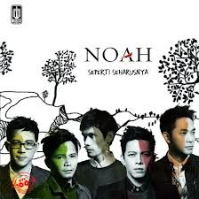 Album Cover Noah band