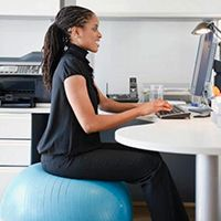 How to Retrofit Your Workspace With Ankylosing Spondylitis