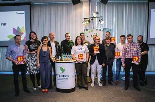 Już 21 października w Gdańskim Inkubatorze Przedsiębiorczości Starter odbędzie się krajowy finał Central European Startup Awards (CESA). Wydarzenie zakończy zmagania w międzynarodowym konkursie, którego celem jest wyróżnienieinnowacyjnych przedsiębiorców i startupów z 10 europejskich państw. #Starter #Gdańsk