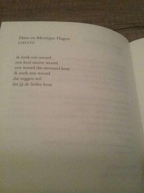 Het liefste gedicht