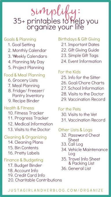212 best Printables - Cool Printable Formats for organizing and - trip itinerary template