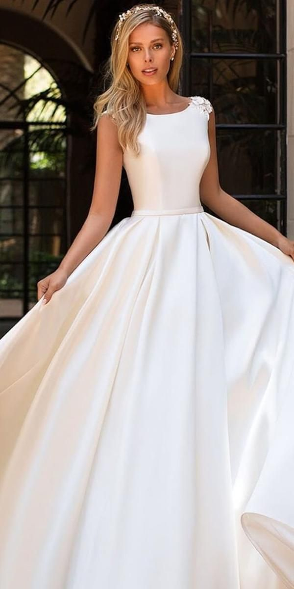 24 Modest Wedding Dresses Of Your Dream Wedding Dresses Guide Wedding Dress Guide Wedding Dresses Dream Wedding Dresses