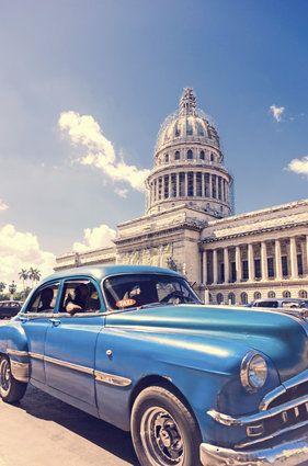 キューバの首都・ハバナ 画像集