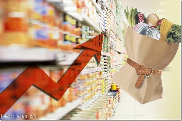 La inflación en Venezuela es 8 veces el promedio de América Latina - http://www.leanoticias.com/2014/07/14/la-inflacion-en-venezuela-es-8-veces-el-promedio-de-america-latina/