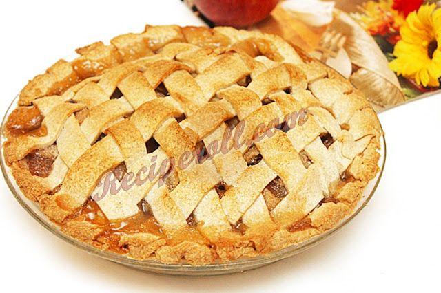 Apple pie from scratch thanksgiving dessert for Apple pie decoration