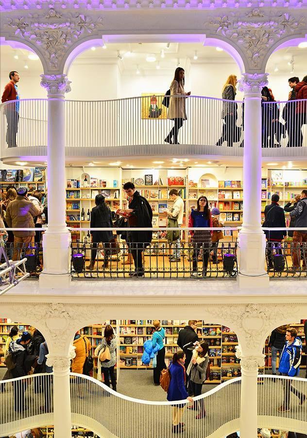 Cărturești Carusel Bookstore in Bucharest |  #amazing #bookstore |  photo by Marius Lucian Duțu