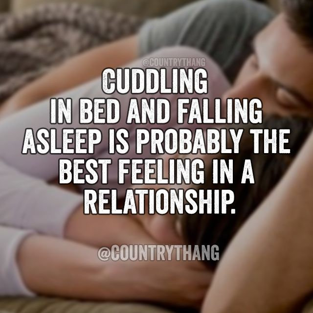 It is quite amazing with the right cuddle partner <3