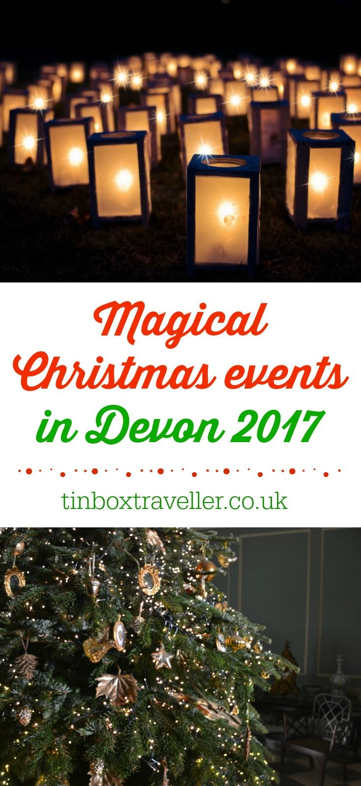 Looking for something festive to do with the kids this November or December? Devon has the answer. Here's our picks of the best Christmas events in Devon for the whole family