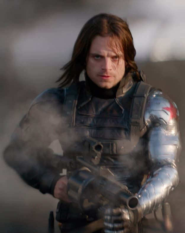 Winter Soldier<<<<totally got him