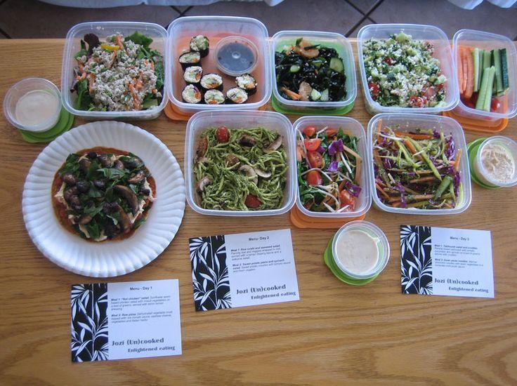 raw vegan diet plan to loss weight