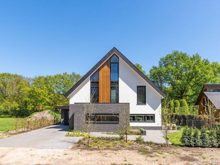 Moderne villa dalfsen nieuwbouw in 2018 villa