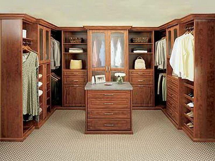 Ideas & Design:Wood Closet Organizers Modern Wood Closet Organizers
