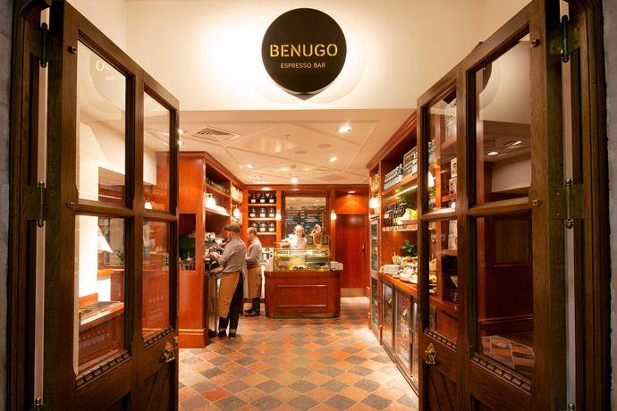 Benugo Expresso Bar