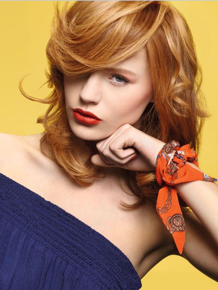 Les 25 meilleures id es concernant blond v nitien sur pinterest cheveux blonds fraise cheveux - Blond venitien fonce ...