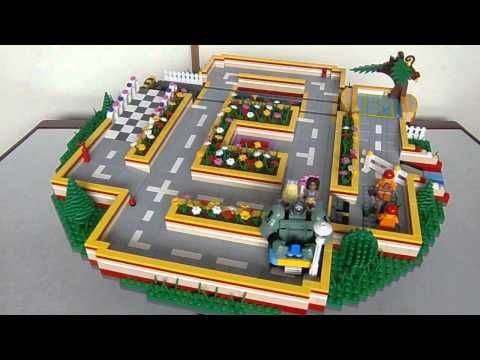LEGO Yoshimoto Cube(8 cubes) レゴで吉本キューブ(+アレンジ作) - YouTube