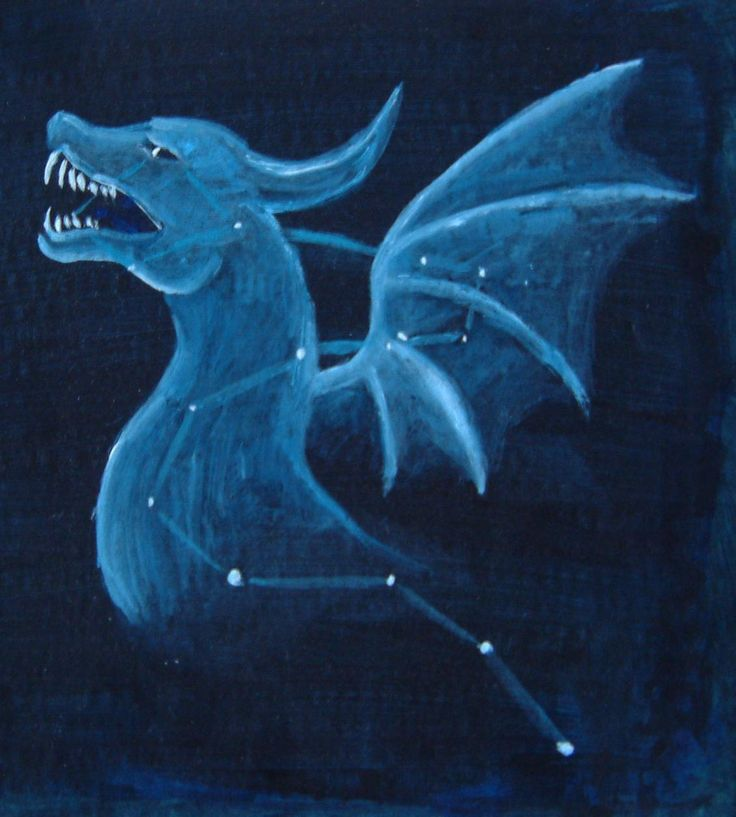 dragon constellation | Draco is a constellation in the northen sky. It is named because of ...