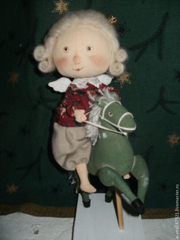 Купить Прынц! кукла по мотивам картины Е. Гапчинской - авторская ручная работа, гапчинская