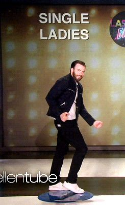 Chris Evans - Single Ladies