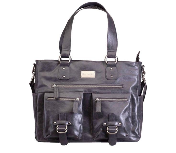 Kelly Moore Libby Grey | Modische DSLR Kameratasche - Spiegelreflex Fototaschen, Laptop Tasche für Frauen | bei PhotoQueen