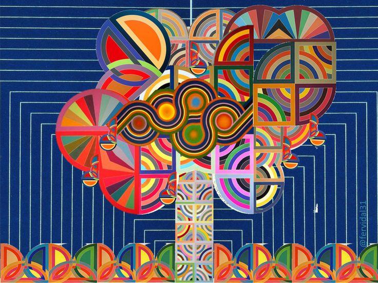 260 best frank stella images on pinterest frank stella for Minimal art obras y autores