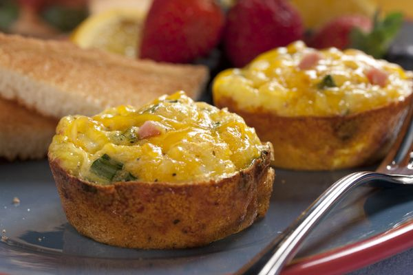 Rise 'n' Shine Omelet Cups
