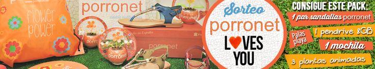 Participa ya en nuestro #Sorteo  especial de #SanValentín  y gana este fantástico lote de productos #Porronet   http://basicfront.easypromosapp.com/promotions/180979 #sandalias   #shoes   #madeinspain