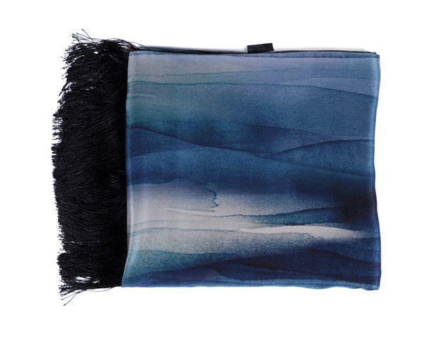 Emma Hayes — River Silk Throw