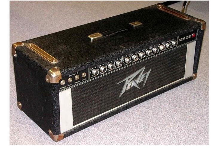 mississippi marshall a 1970s vintage peavey mace amplifier good vibrations guitar guitar. Black Bedroom Furniture Sets. Home Design Ideas