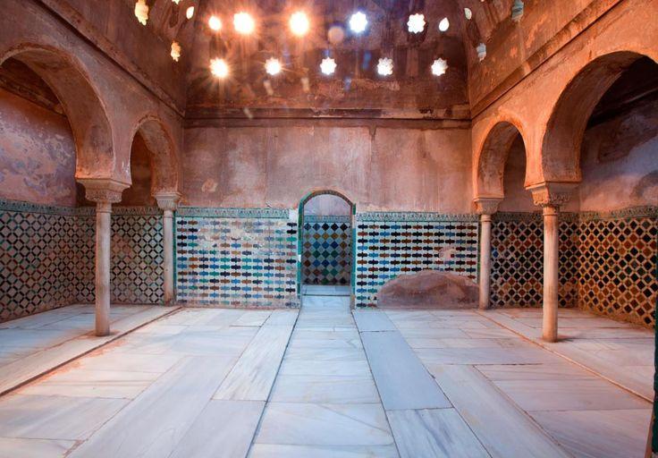https://flic.kr/p/ALBQ7T   BAÑOS HAMMAM COMARES 4   Baño de Comares. Alhambra